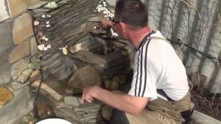 видео Как сделать фонтан на участке своими руками (фото)