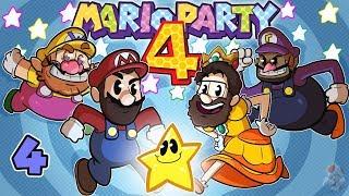 Mario Party 4   Let's Play Ep. 4   Super Beard Bros.