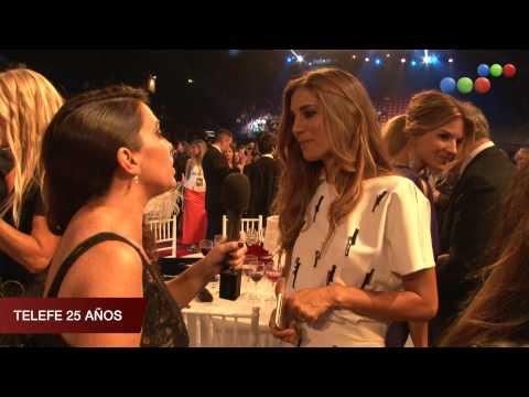 Marcela Kloosterboer y Sofía Reca, dos diosas detrás de escena - Todos Juntos 2015