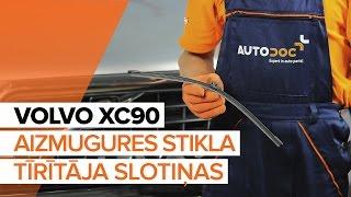 VOLVO XC70 rokasgrāmata lejupielādēt
