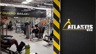 Atlantis Gym entrevista Urphyfoods  Tv.