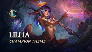 Lillia, The Bashful Bloom: Champion Theme
