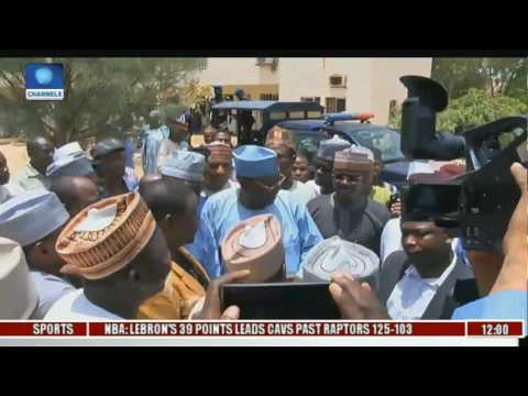 Lamido Granted Bail Based On Self Recognition