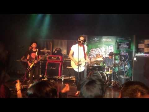 Bunkface - Orang kita (live di UKM)