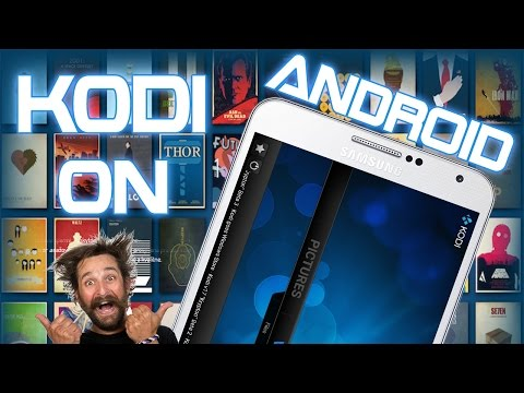 Get KODI and Exodus On Your Android Smartphone!