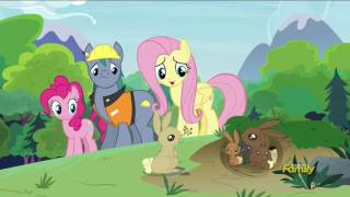 Fluttershy consults Hard Hat - Fluttershy Leans In