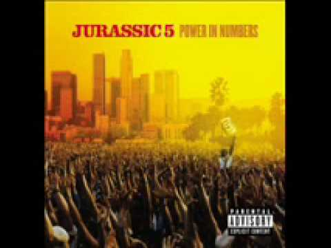Клип Jurassic 5 - A Day at the Races