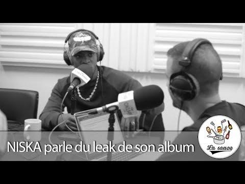 Niska parle du leak de son album dans #LaSauce