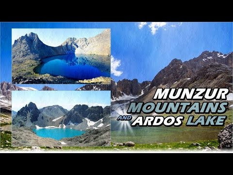 Munzur Mountains and Ardos Lake [Erzincan / Turkey]