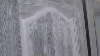 видео Разные двери из сосны