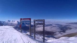 Skiing New Zealand 2014
