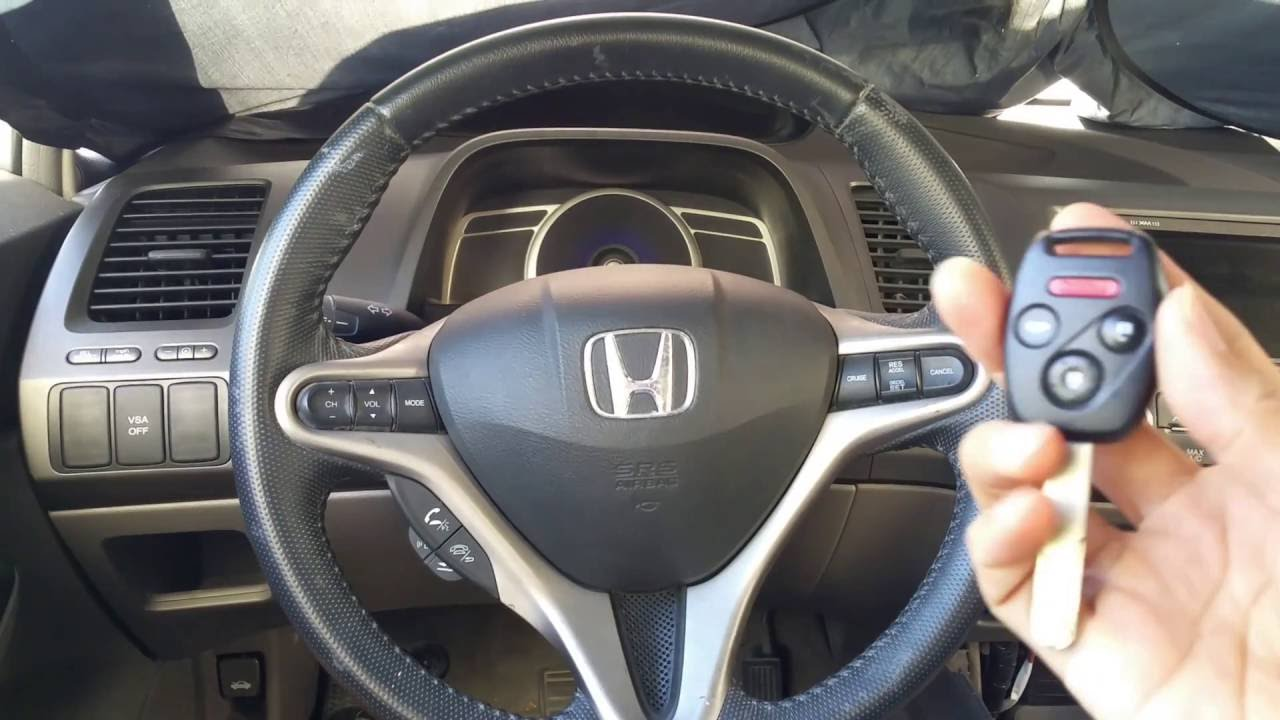 Honda Civic Ex-L >> No Power Won't Start No Cranking Honda Civic LX EX EX-L Si ...