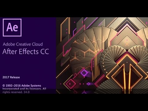 Adobe After Effects CC 2017 [Basics] Deutsch