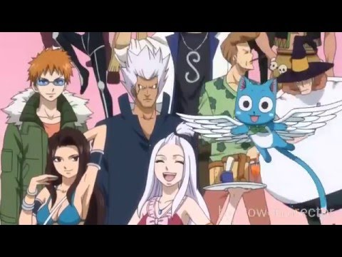 Fairy Tail Opening (1-22)