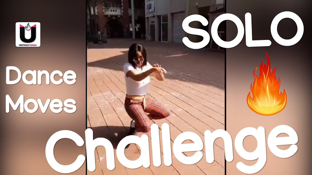Amapiano 2019 Dance Challenge | Solo Dance Moves South Africa
