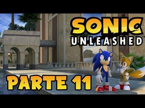 Al fin velocidaaad!!! | SONIC UNLEASHED Parte 11 - Español HD