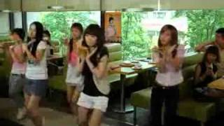 Korean Pizza Hut Commercial Dance - Original
