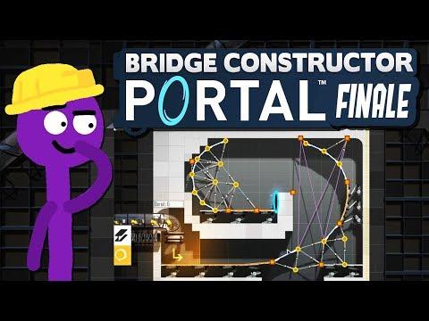 Das Finale! | 18 | Bridge Constructor PORTAL