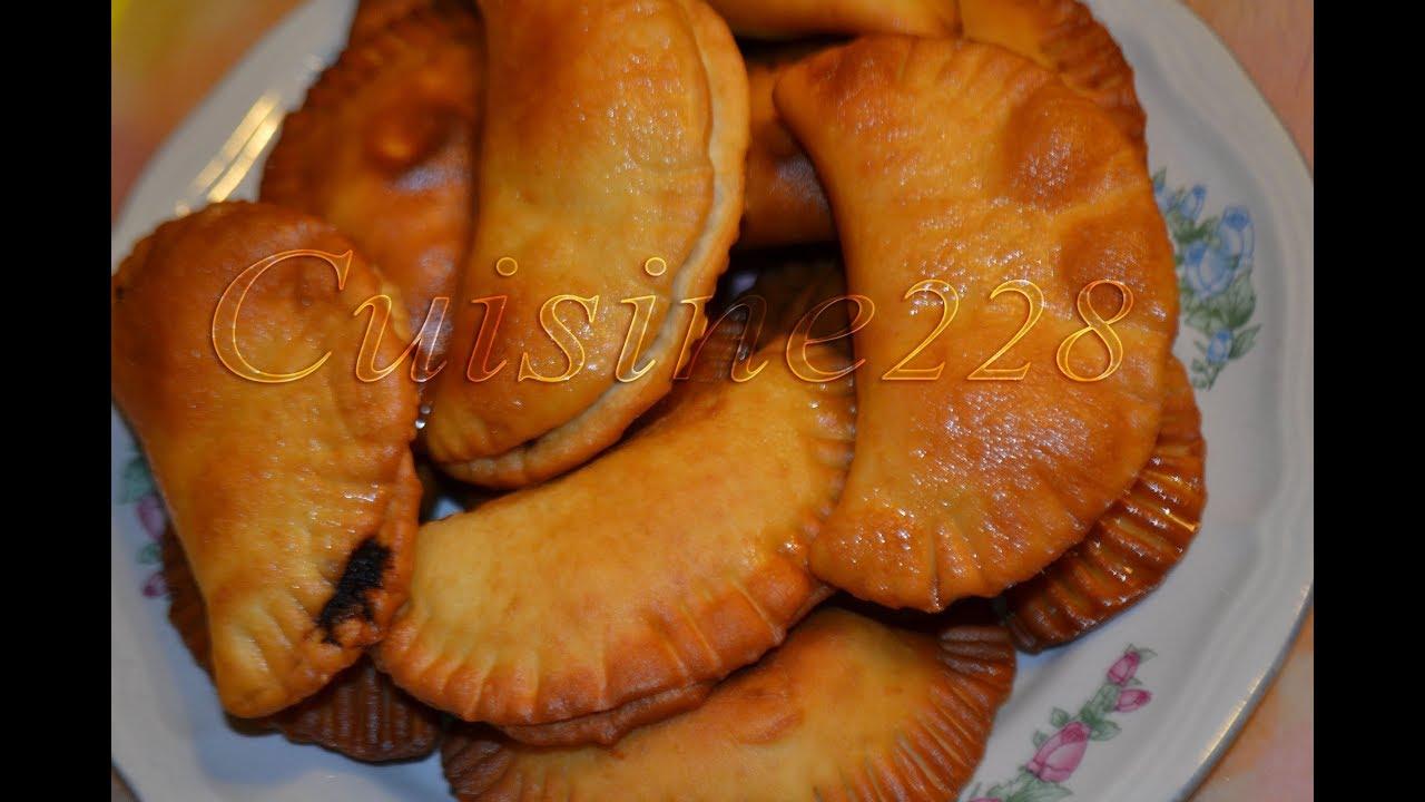 Chaussons farcis pastels beignets farcis poisson for Cuisine senegalaise