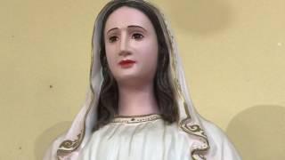 Mẹ MARIA KHóc Chảy Nước Mắt ở Giáo Xứ Ngọc Lẫm Gp Thanh Hoá