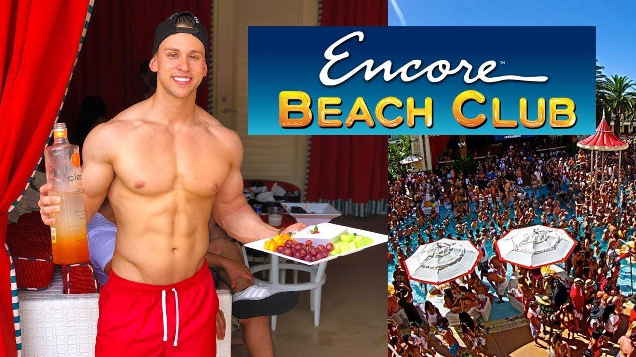 Download $6000 Encore Beach Club Experience