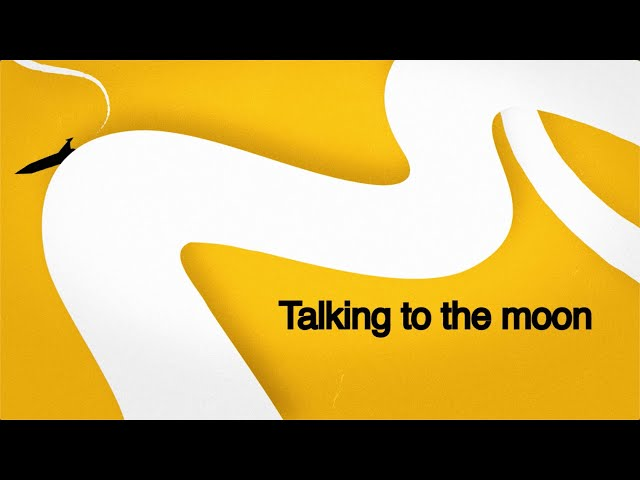 Bruno Mars - Talking To The Moon (Official Lyric Video)