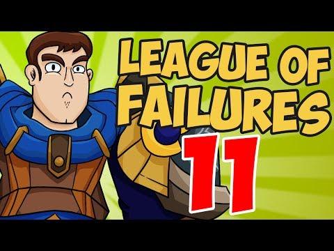 League of Failures #11