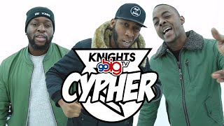 Knights Cypher ft Joker Starr, Dialect & Tali - GoBigTV