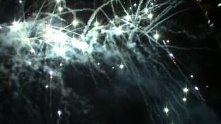 Valencia Fireworks   Charter Day 2014