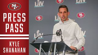 Kyle Shanahan Says Team is Ready w/ Extra Week of Prep | 49ers