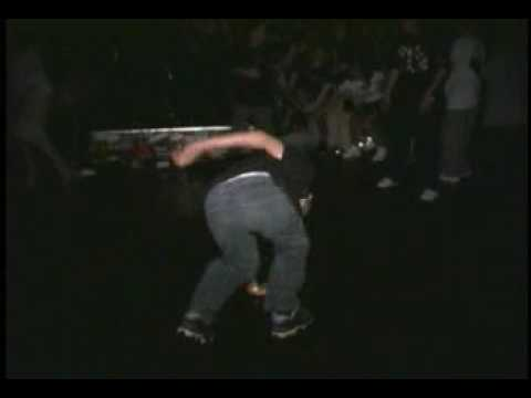 Slam (Hardcore) Dancing