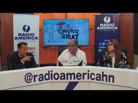 El Médico y su Salud  Jueves 10 de Mayo      Radio América Honduras