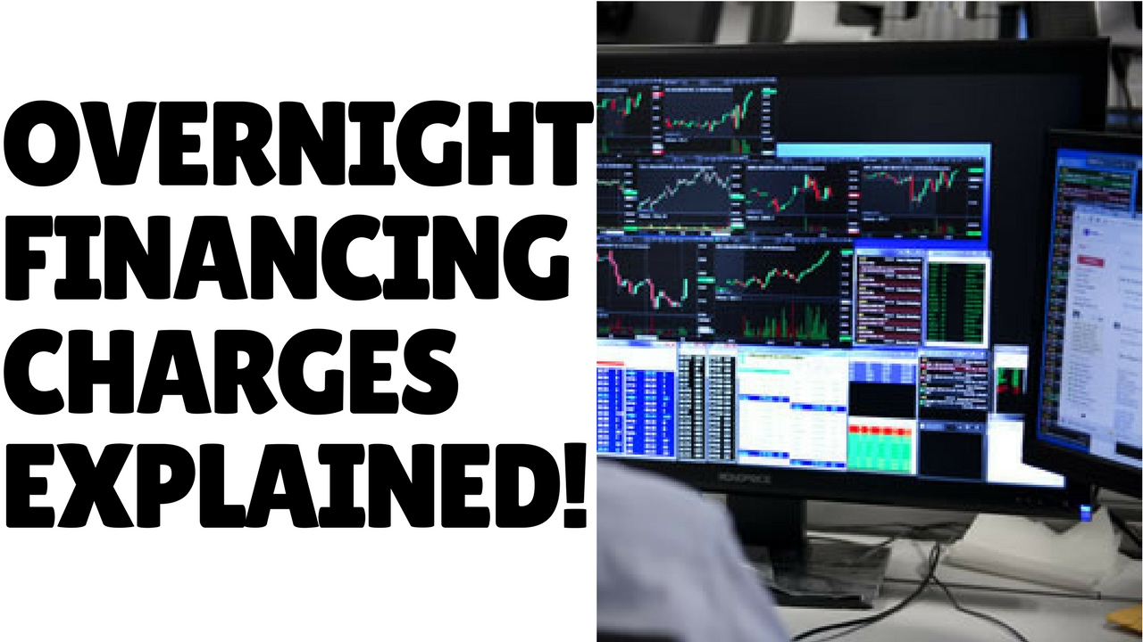 Lesson 09: Overnight Financing Charges Explained