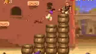 aladdin gameplay part 1
