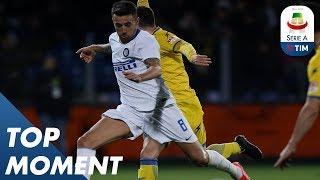 Vecino makes it 3 for Inter! | Frosinone 1-3 Inter | Top Moment | Serie A
