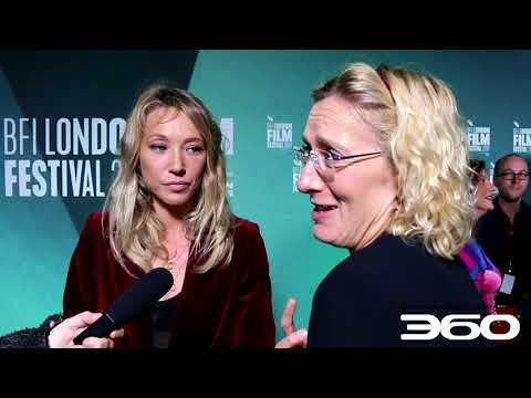 Laura Smet and Xavier Beauvois talk about The Guardians BFI London Film Festival
