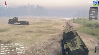 Spintires with jackson