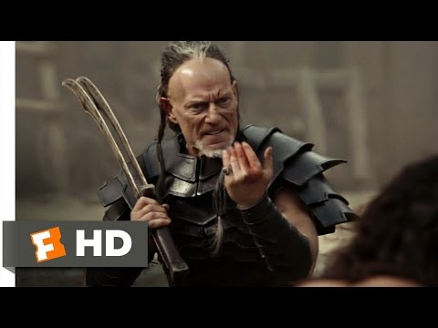 Conan the Barbarian (7/9) Movie CLIP - Conan Fights Khalar (2011) HD