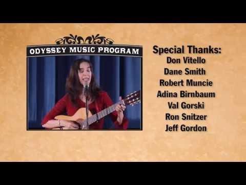 Philadelphia Folksong Society's Odyssey Program
