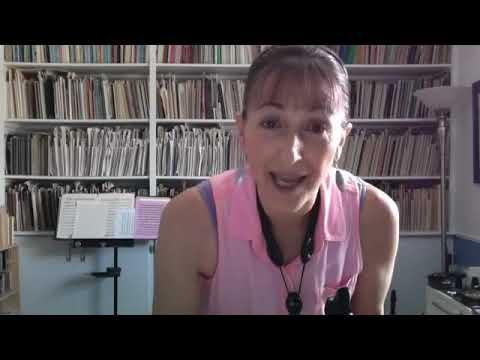 The Santa Fe Symphony | Facebook LIVES with principal clarinetist, Lori Lovato