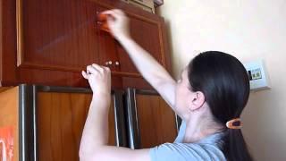 Как отмыть старую водно-эмульсионную краску с вашей мебели за 3 минуты.