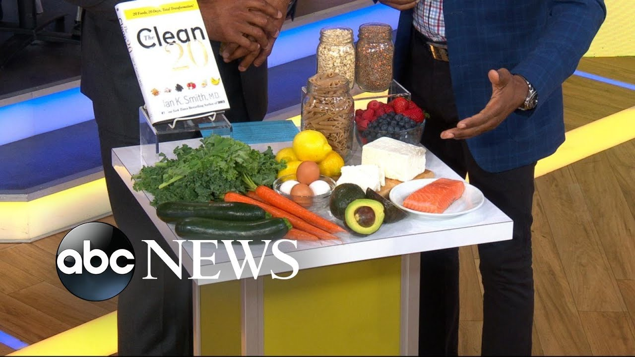 dr ian smiths 20 clean food diet recipes