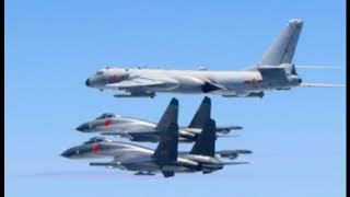 "China Unleashes ""Island Encirclement"" War Drills Over Taiwan"
