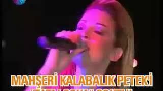 Petek Dinçöz İskenderun'da 60 Bin Kişiye Konser Verdi!