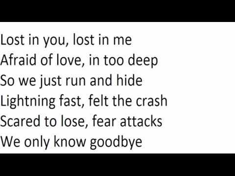Ellie Goulding - Holding On For Life Lyrics