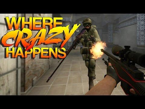 CS:GO - Where CRAZY Happens (#22)