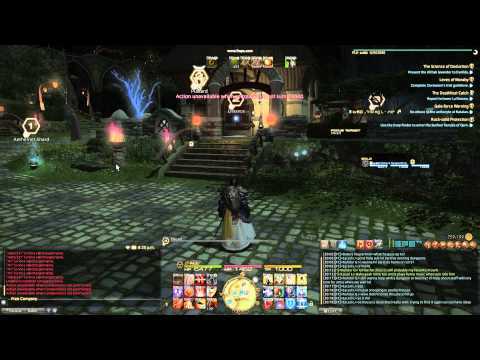 how to get rid of the hud in ffxiv ps4