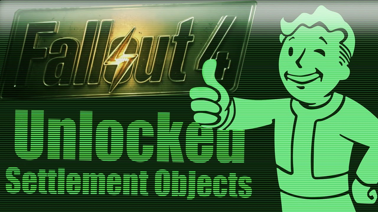 fallout 4 settlements how to delete objects