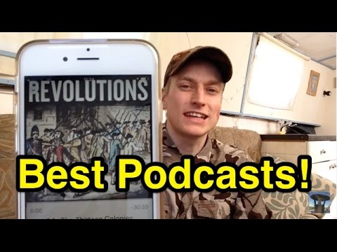 Best History Podcasts: Revolutions