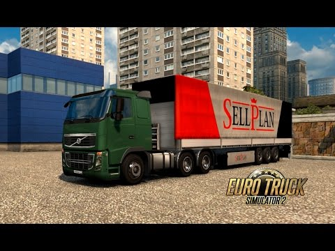 Delivery 4 - Orient Express v7.0 (for Euro Truck Simulator 2 v1.21.x) GAMEPLAY